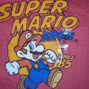 Mario Kart Super Mario Graphic T